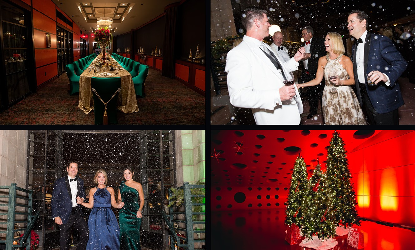 3 Ideas for Corporate Holiday Party Inspiration