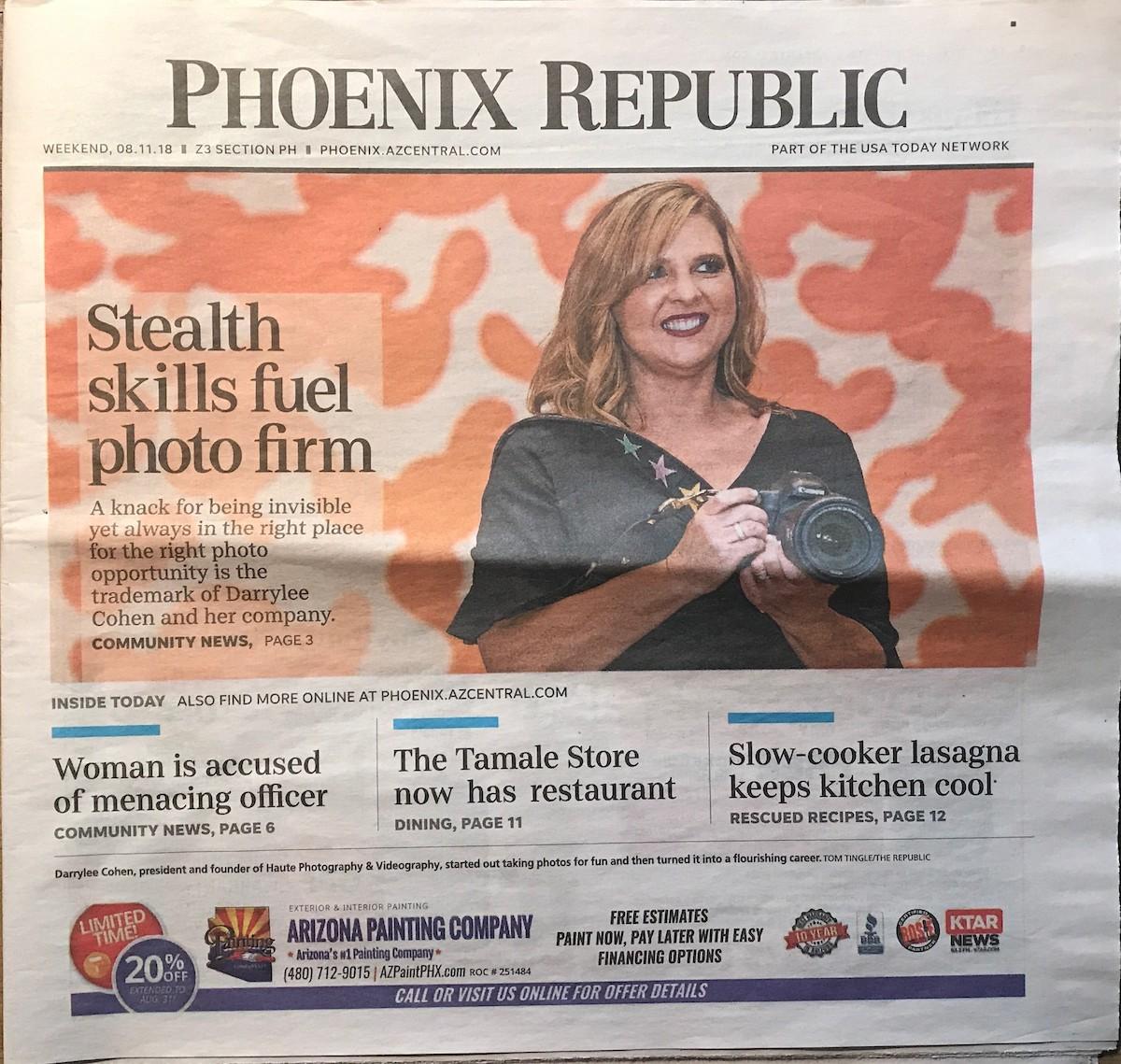 Phoenix Republic 8.11.18