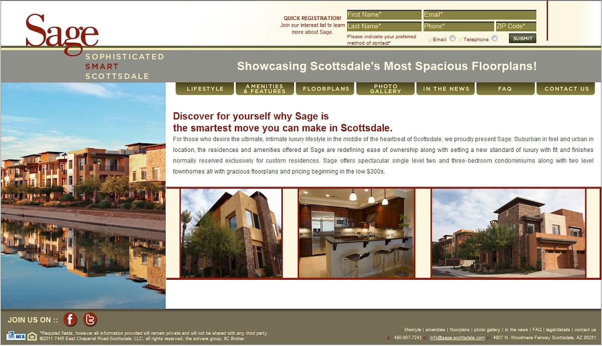 Sage Website