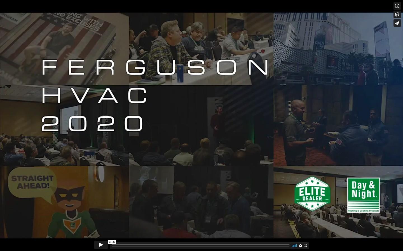 Learn How Ferguson HVAC is Utilizing Video to Enhance their Virtual Event