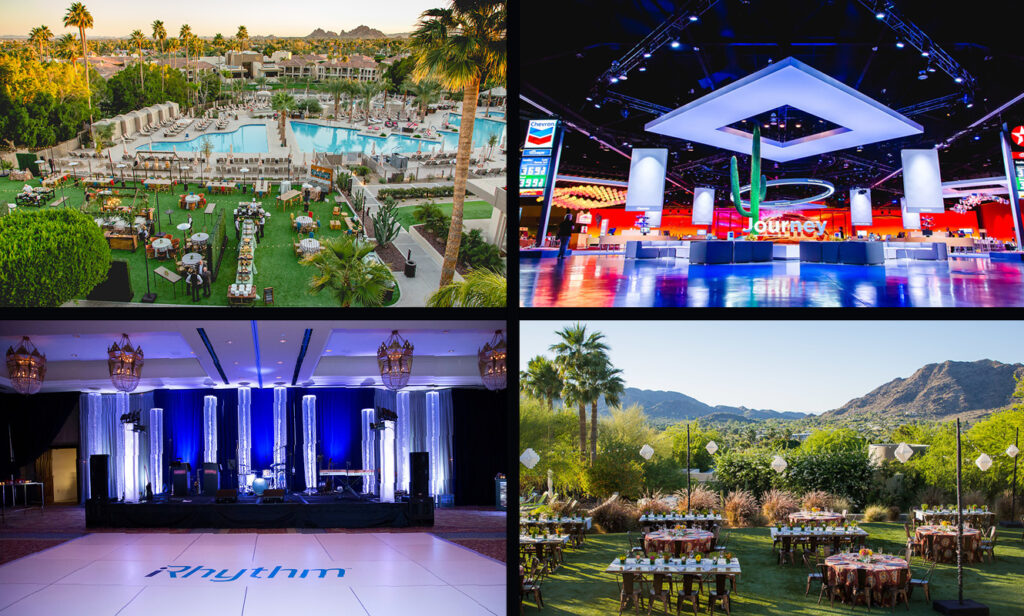 planning corporate events