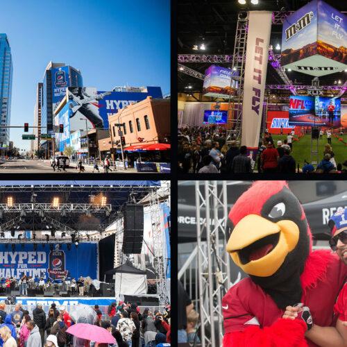 Super Bowl Arizona Events
