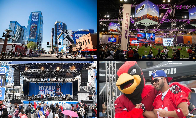 Super Bowl Arizona Events - Photography & Videography