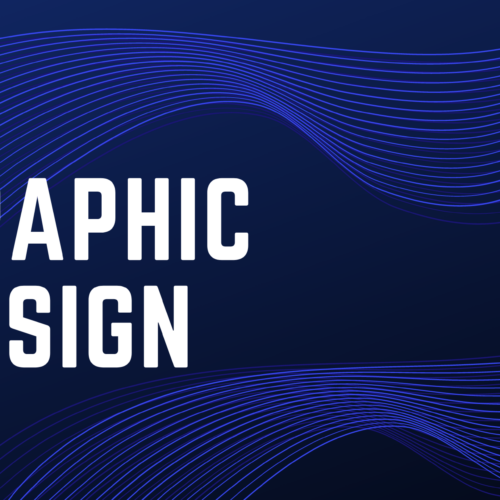 graphic design and motion graphics